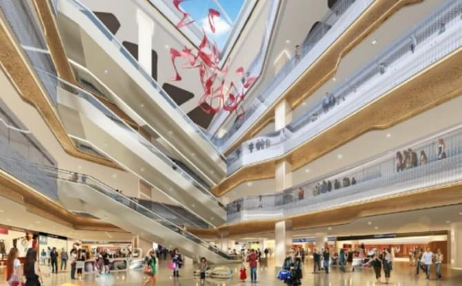 Xintian 360 Shopping Mall