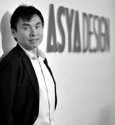 Architect Albert S. Yu of Asya Design